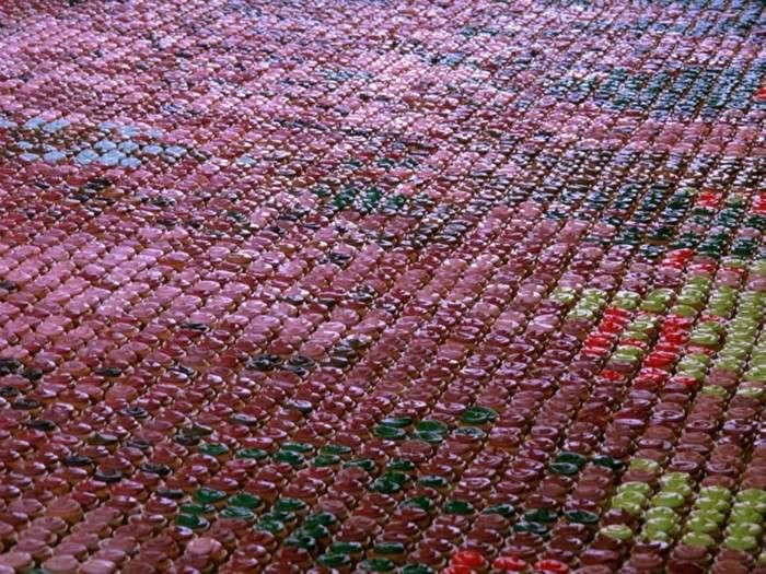 Съедобная мозаика