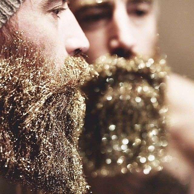 Новый год - новый тренд для бороды