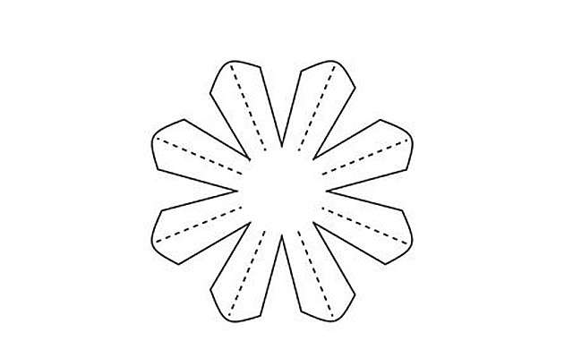 Букет самодельных маргариток из бумаги
