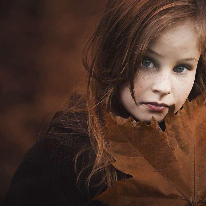 Детские портреты