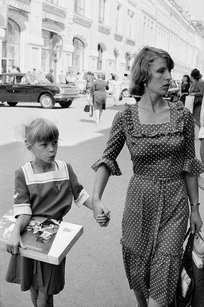 Летняя Москва 1980 года в объективе Раймона Депардона