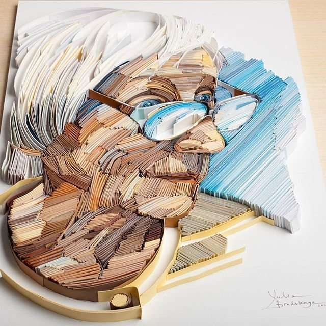 3D мир Юлии Бродской