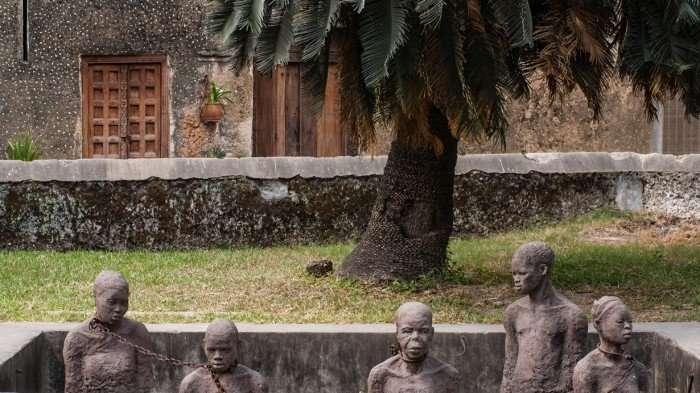 Африканский рай. Путешествие на Занзибар