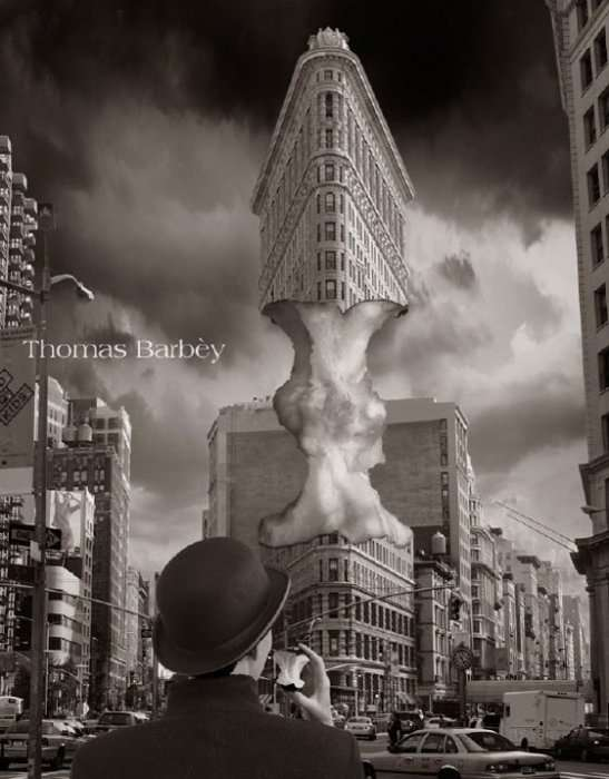 Фотоколлажи Томаса Барбе (Thomas Barbey)
