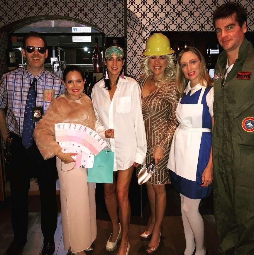 Хайди Клум — королева Хэллоуина