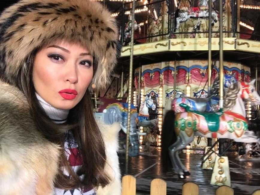 «Это любовь»: Бретт Рэтнер провел новогодние праздники в России