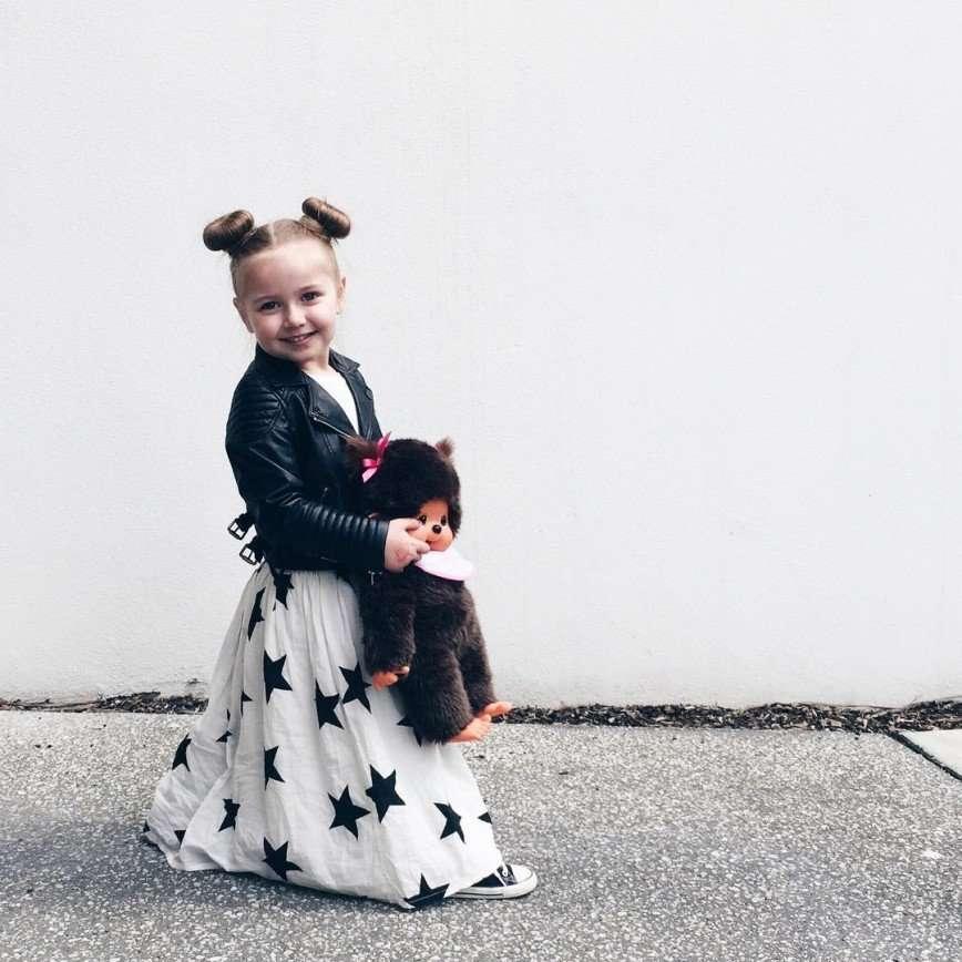 Из домохозяина в стилисты или как сделать дочь популярной