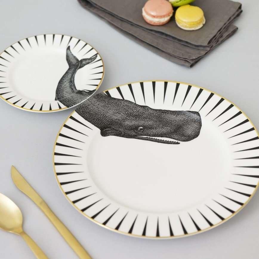 Парные тарелки от Ивонн Эллен