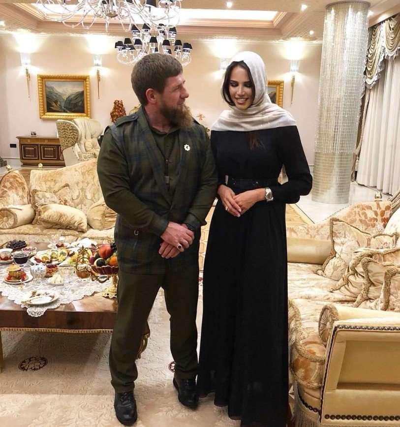 Решетова и Тимати спели дуэтом в Грозном