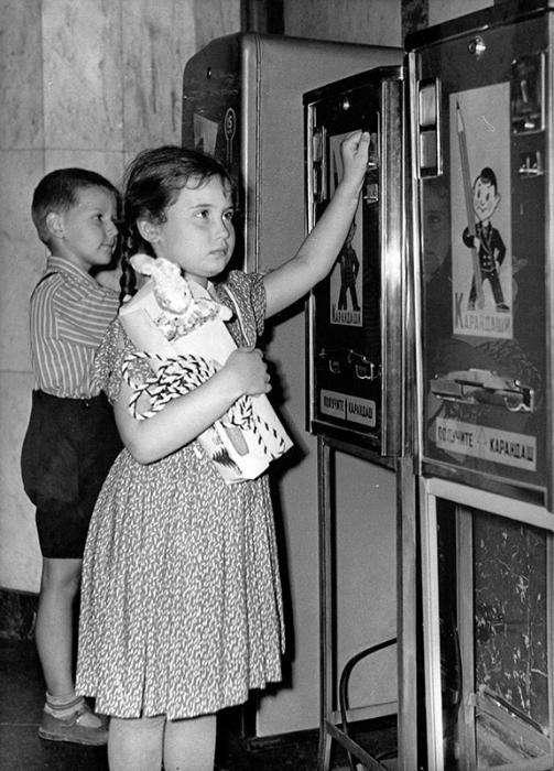 Самые яркие воспоминания о Детском мире