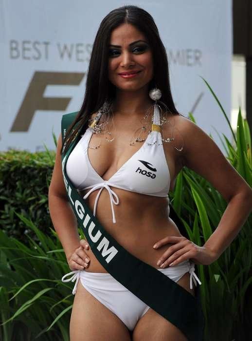 Мисс Земля 2012