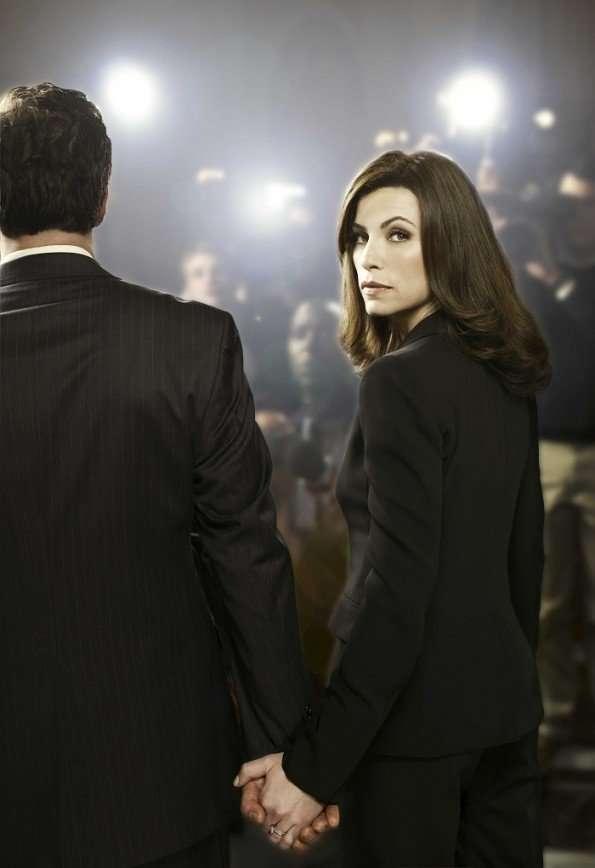 Сериал, основанный на реальных политических скандалах мужчин и их жен