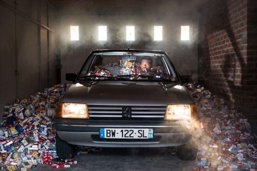 Погрязли в мусоре: фотопроект о наших отходах