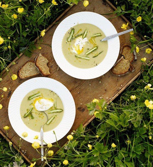 Самые вкусные холодные супы