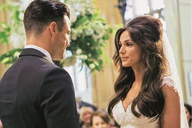 Первые снимки со свадьбы самой красивой женщины в мире