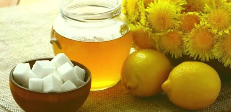 Рецепт варенья из одуванчиков с лимоном